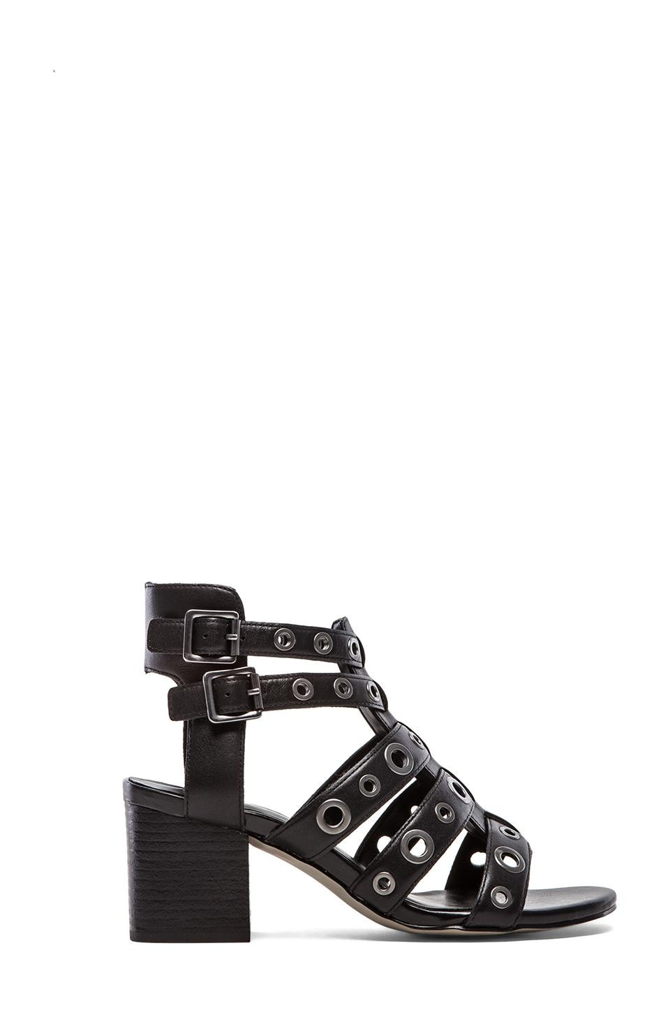 Luxury Rebel Alva Sandal in Black
