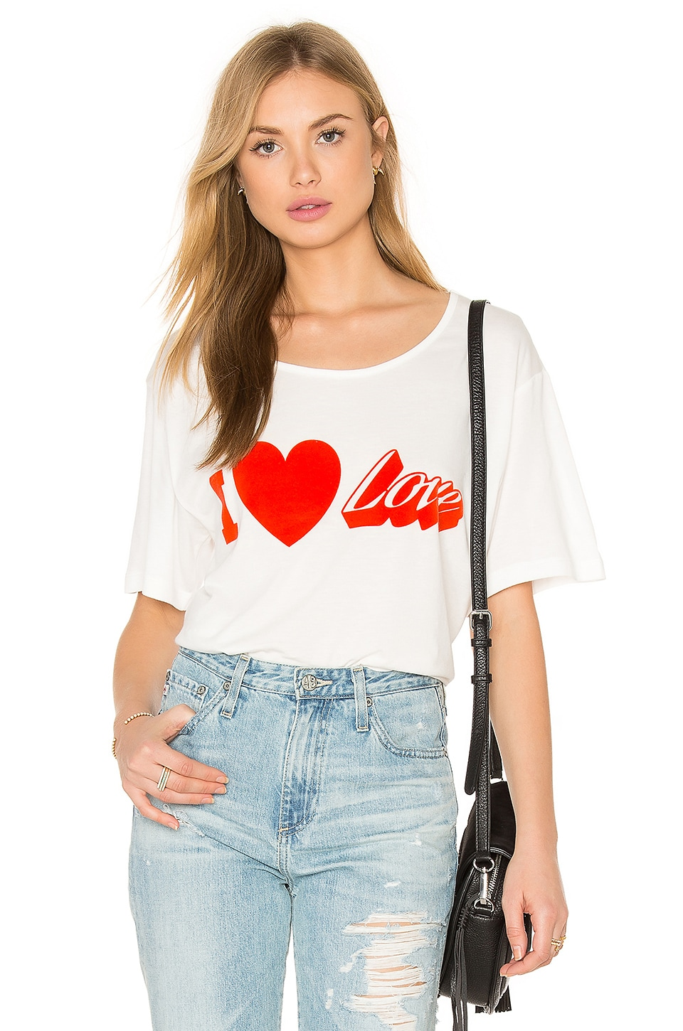 I love Tee by Love Moschino
