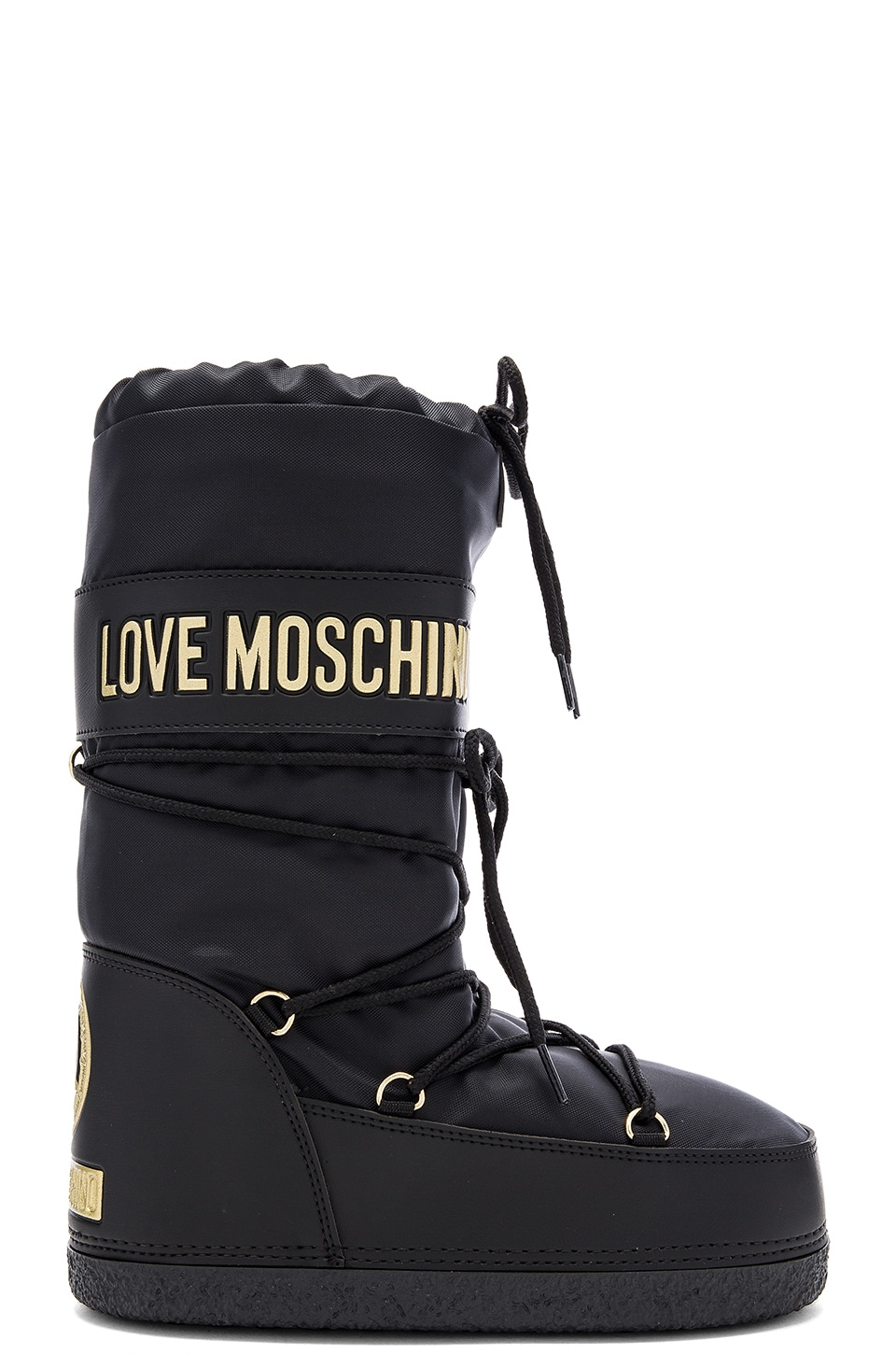 0b7f11ce6 Love Moschino Snow Boot in Black | REVOLVE