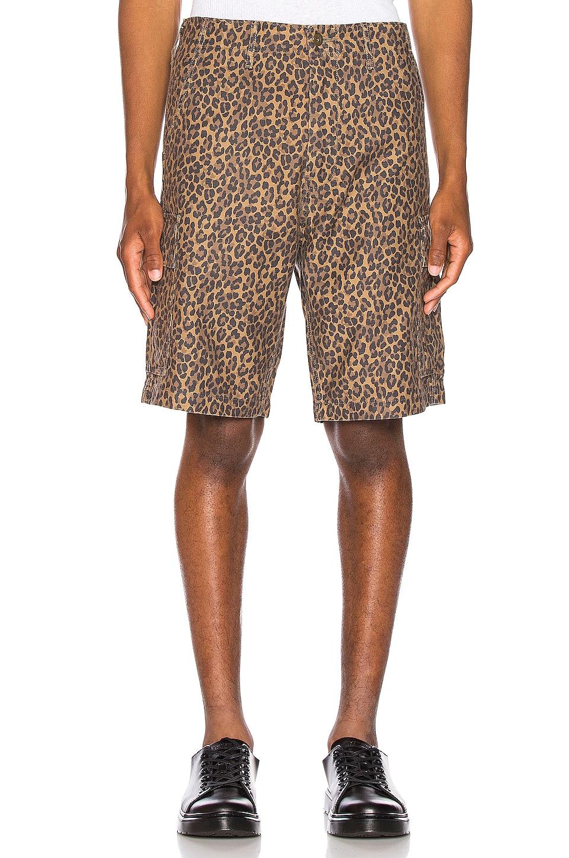 LEVI'S Premium Hi-Ball Cargo Short in Patchy Cheetah
