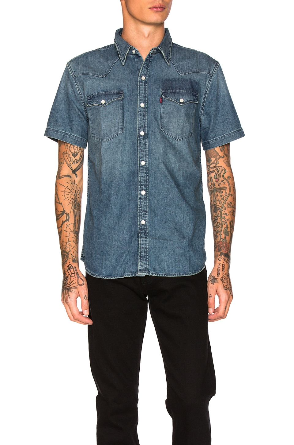 Barstow Western Shirt by LEVI'S Premium