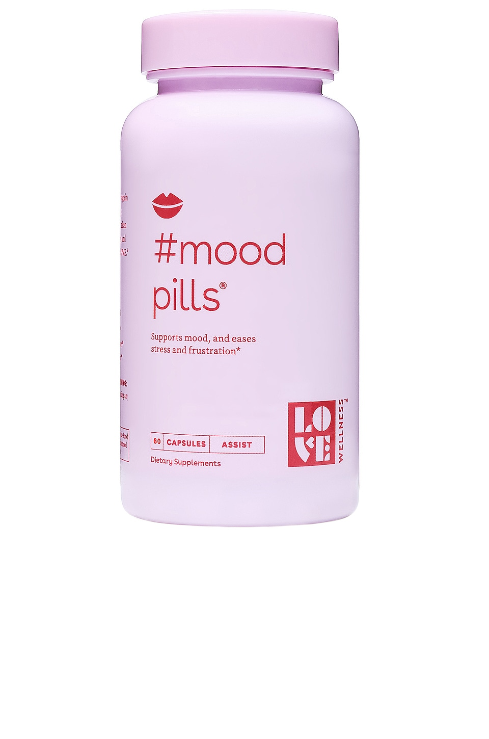 Love Wellness #Mood Pills