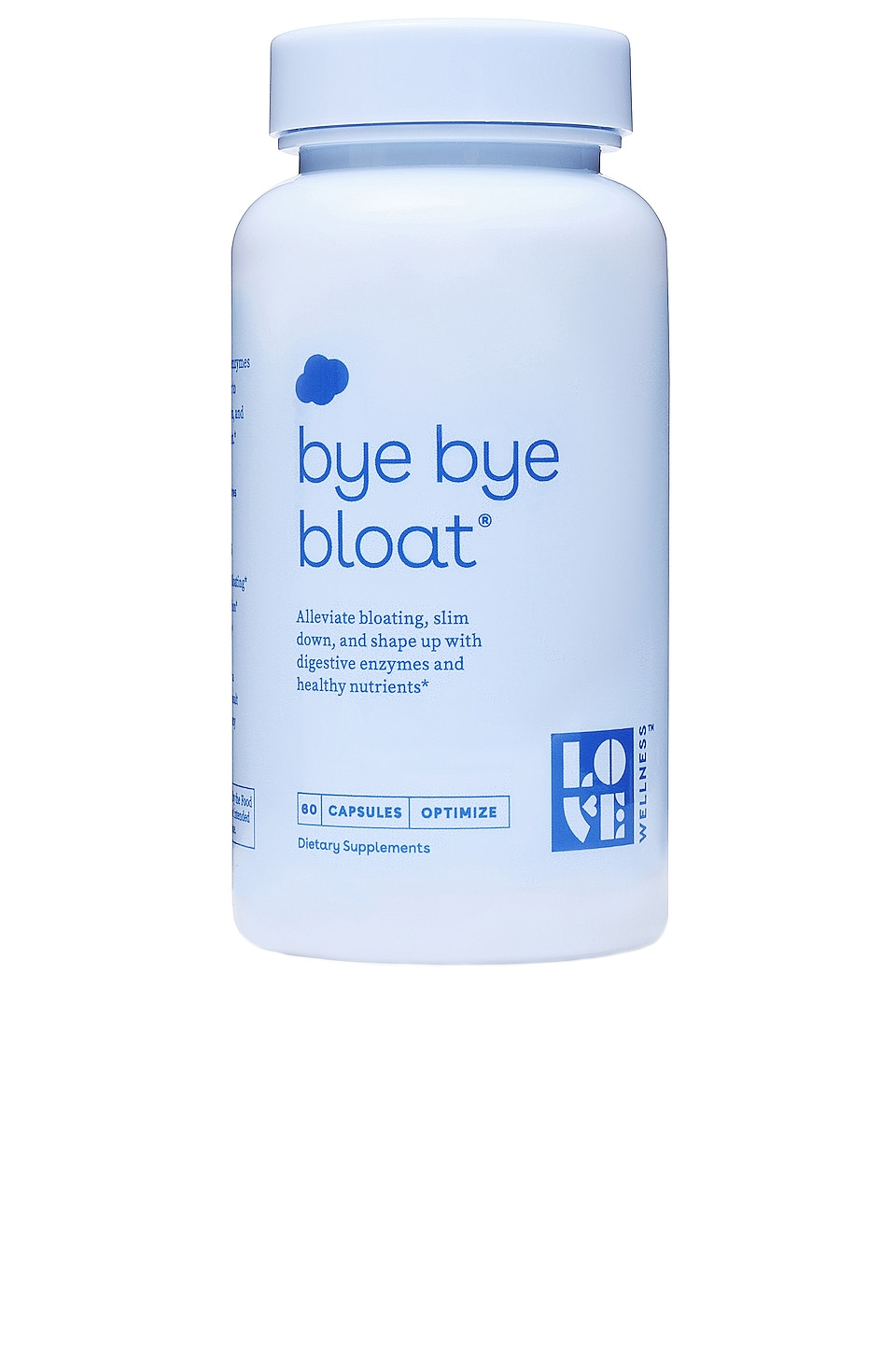 Love Wellness Bye, Bye Bloat