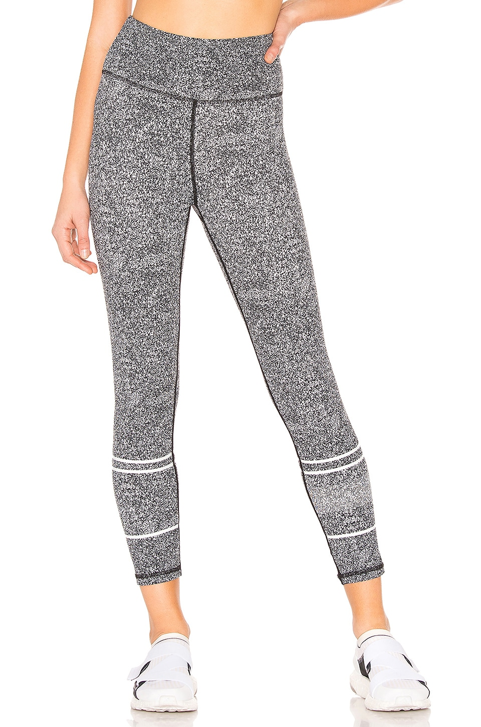 LILYBOD Lotus Legging in Gray
