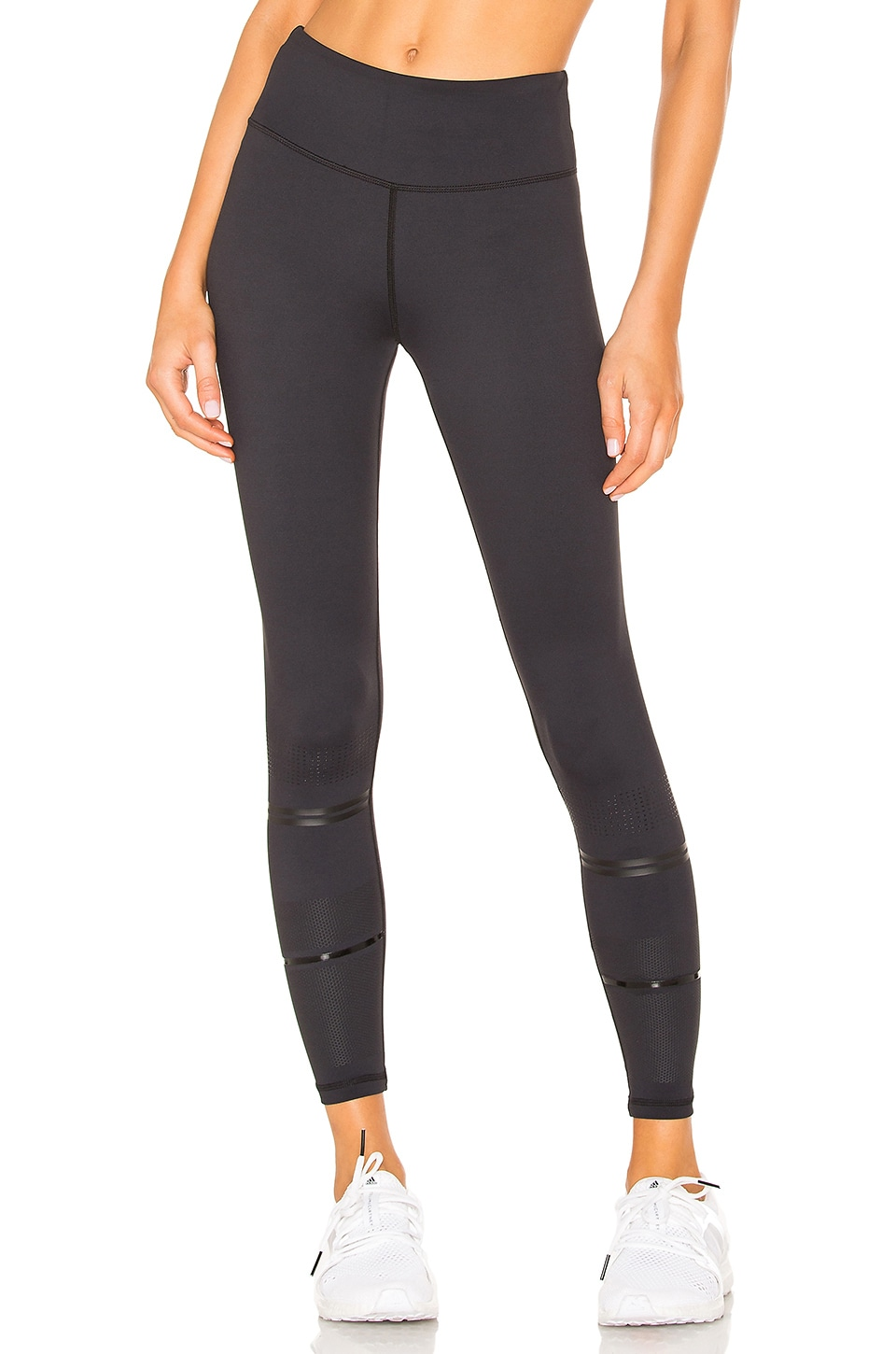 lilybod Zhalee Legging in Black Noir