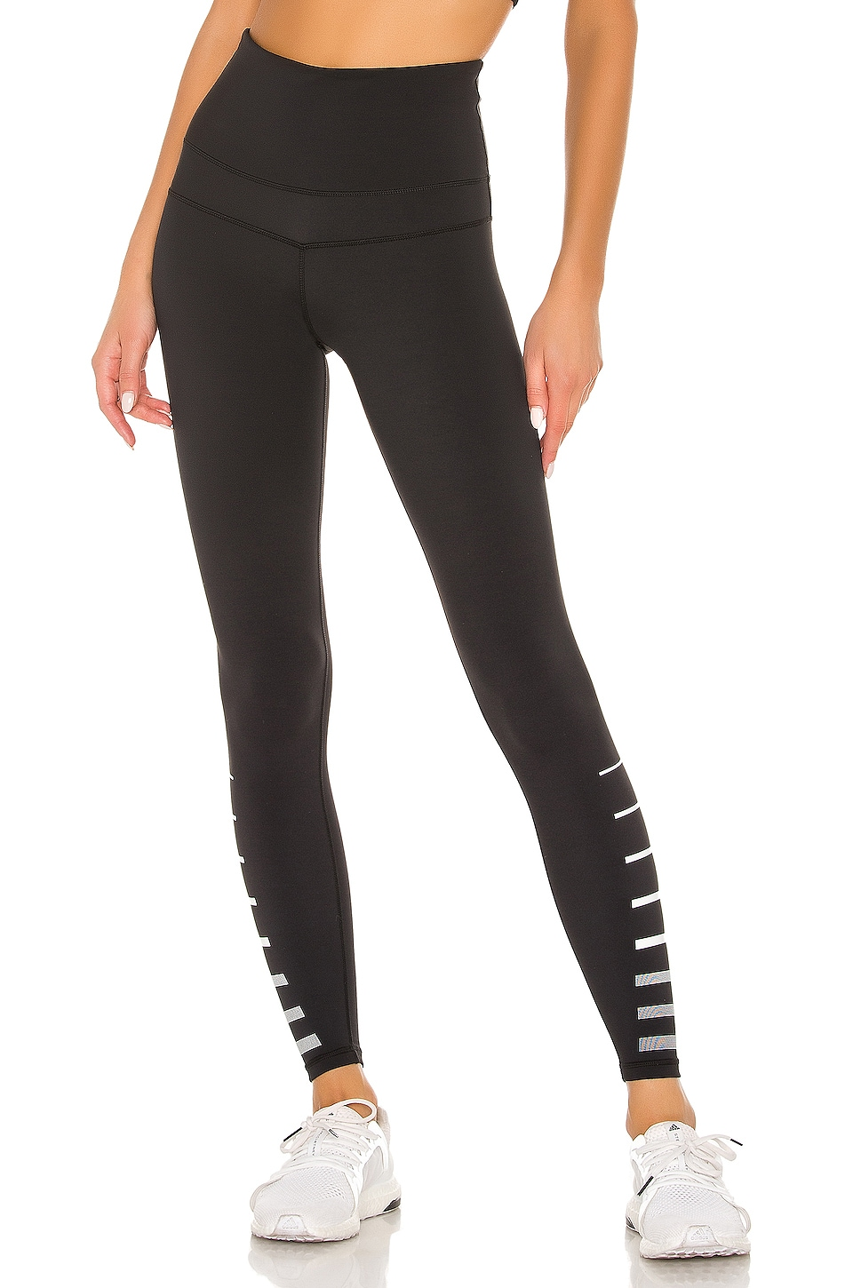lilybod Molly Legging in Tarmac Black