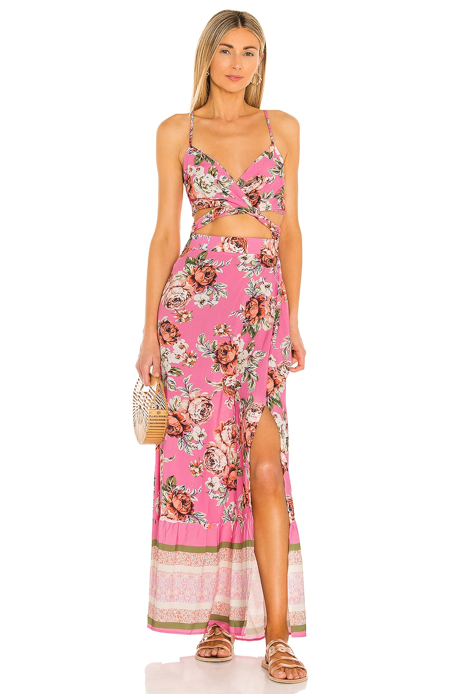Maaji Lisse Dress in Flower Garden