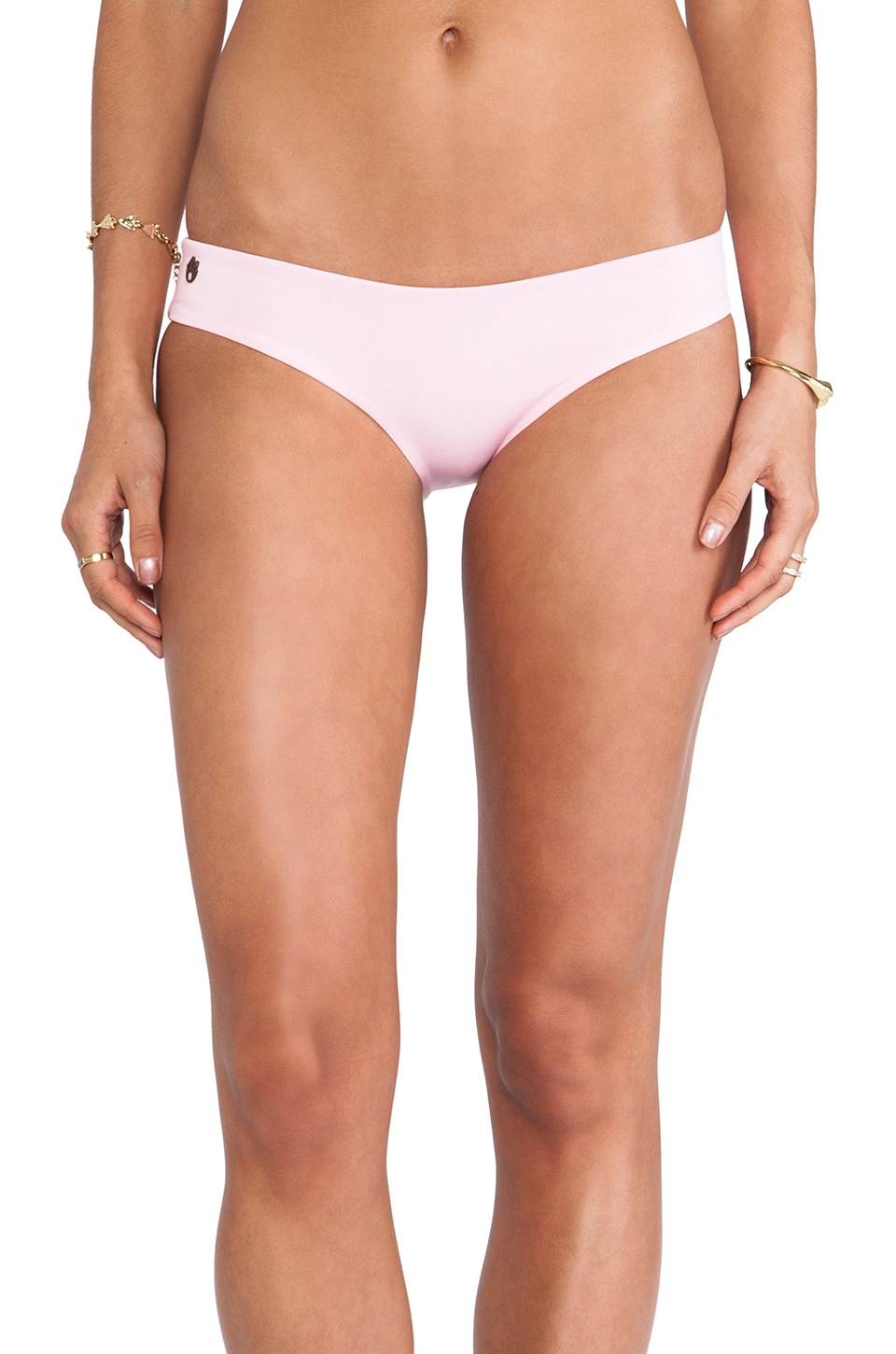 Maaji Hipster Bottom in Bubble Gum Chimera