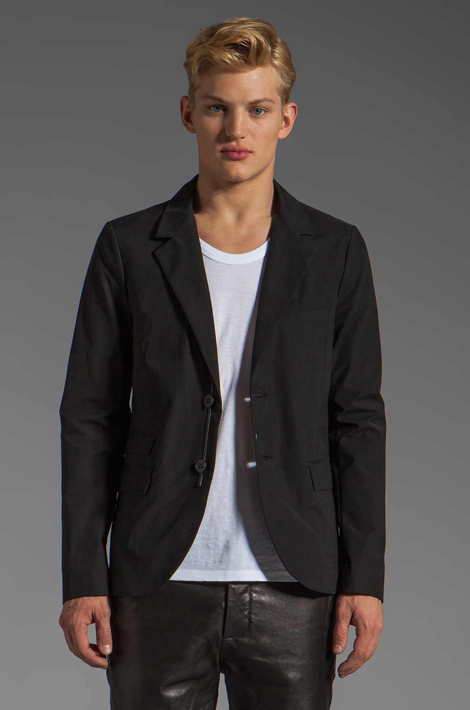 Mackage Carson Blazer in Black