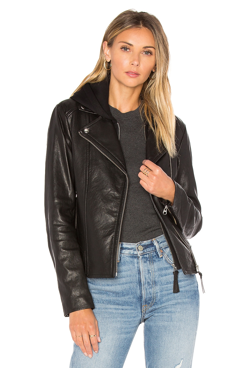 Mackage Yoana Jacket in Black