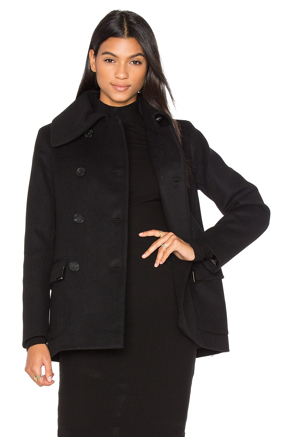 Mackage Phoebe Coat in Black