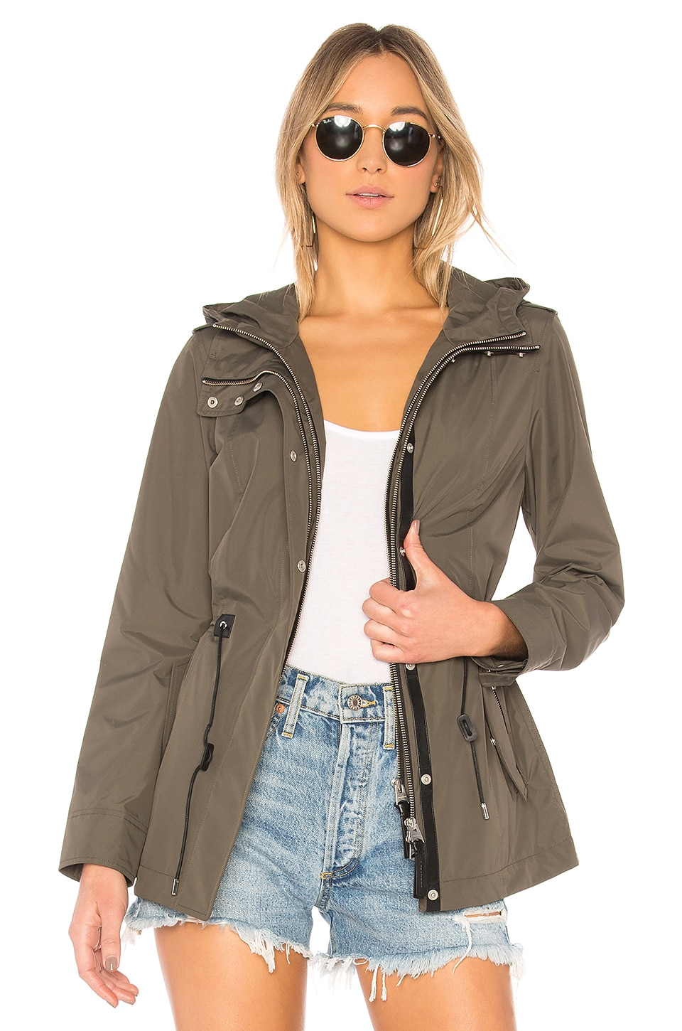 Mackage Melita Jacket in Army