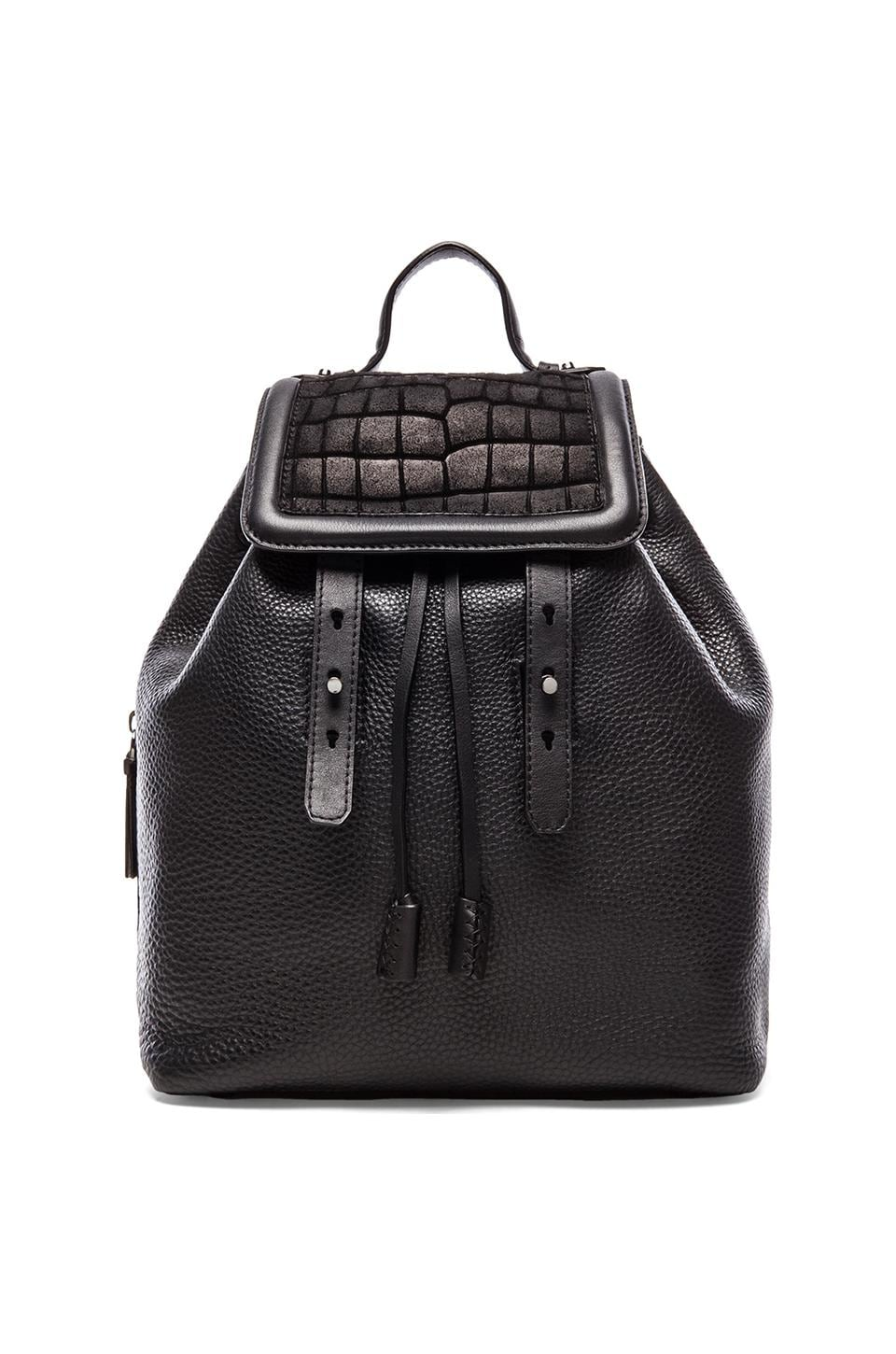 Mackage Tanner Backpack in Black