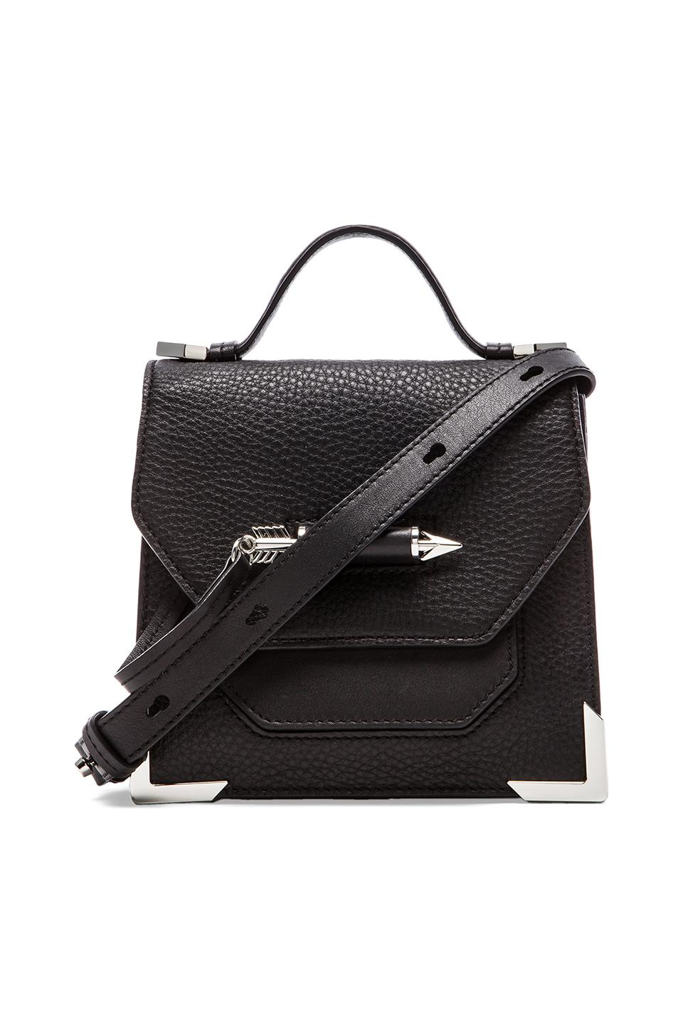Mackage Rubie Satchel in Black