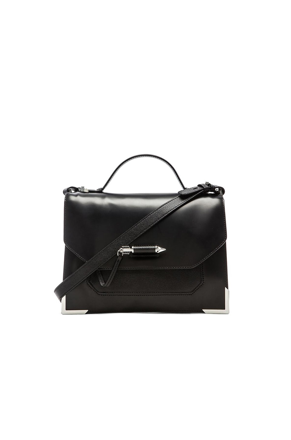 Mackage Jori Satchel in Black