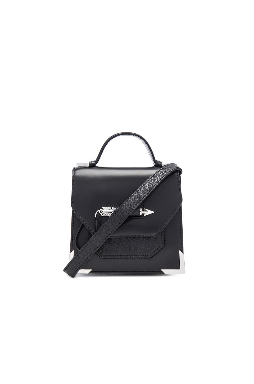 Mackage Rubie Mini Crossbody Bag in Black