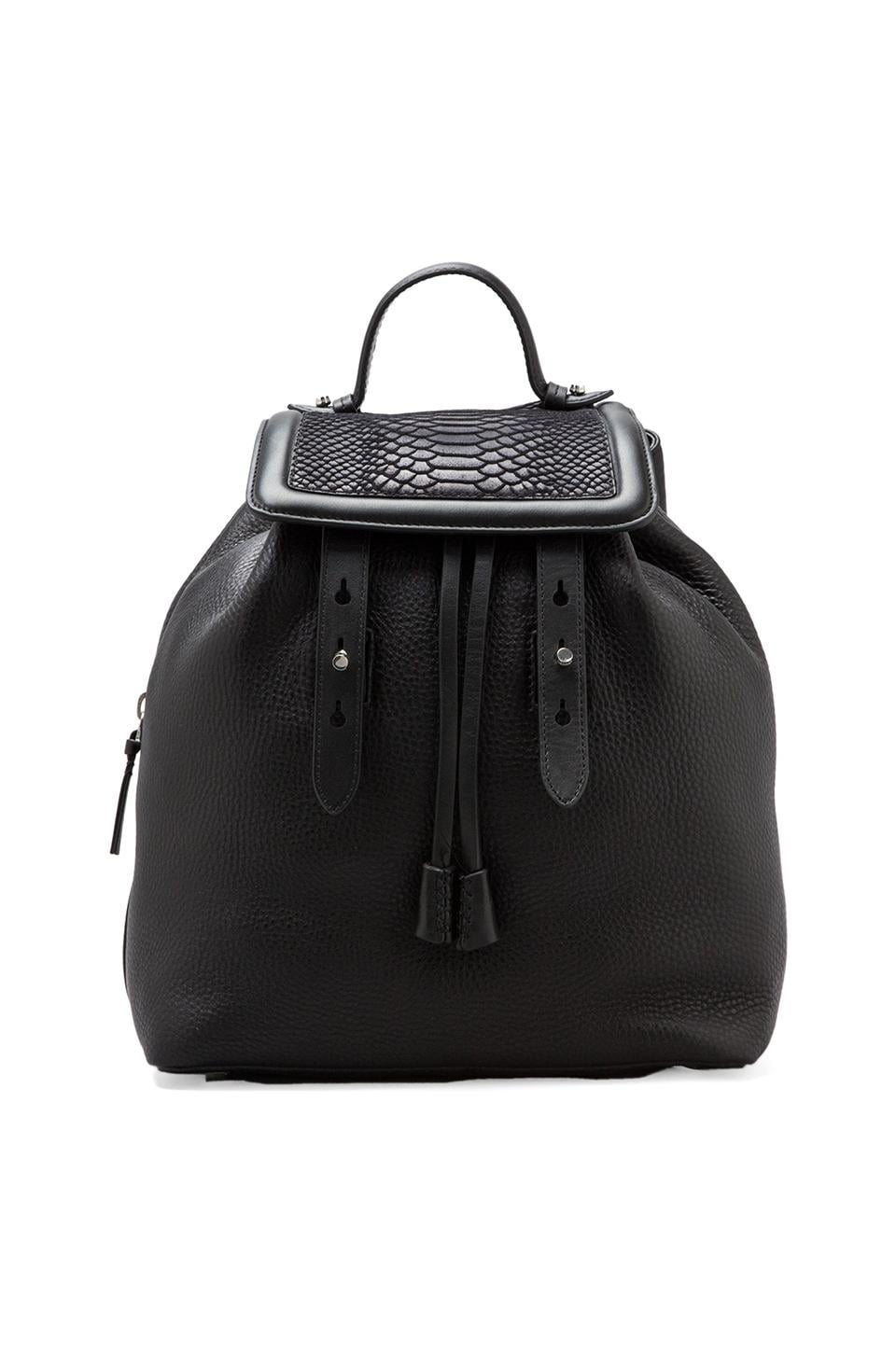 Mackage Tanner Back Pack in Black