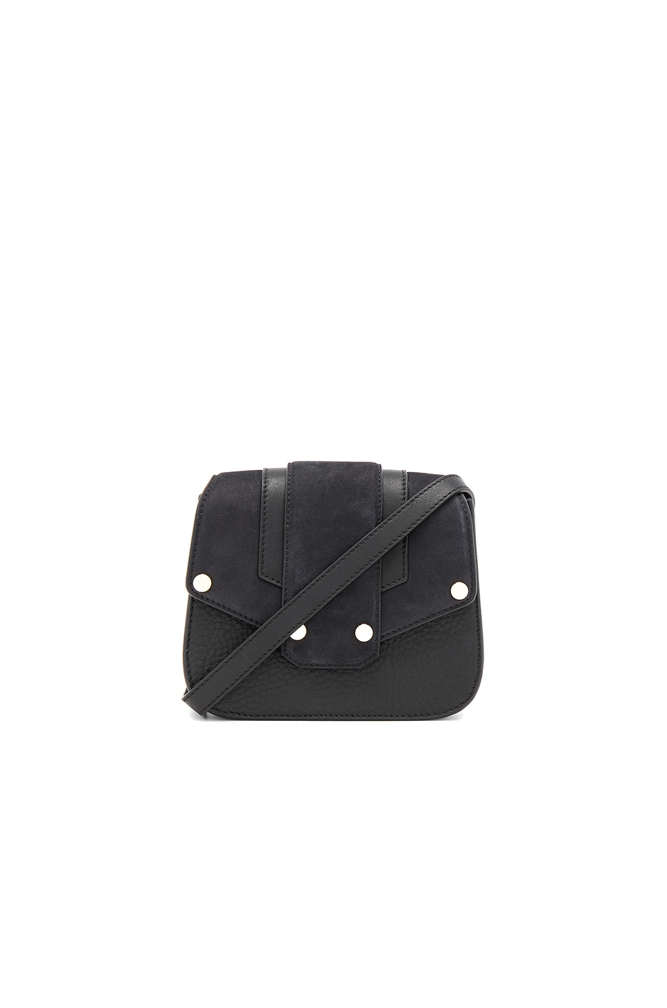 Mackage Polly Mini Crossbody in Black