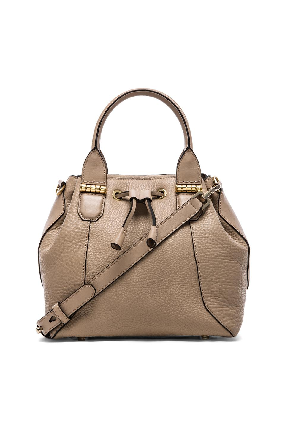 Mackage Loryn Mini Crossbody in Sand