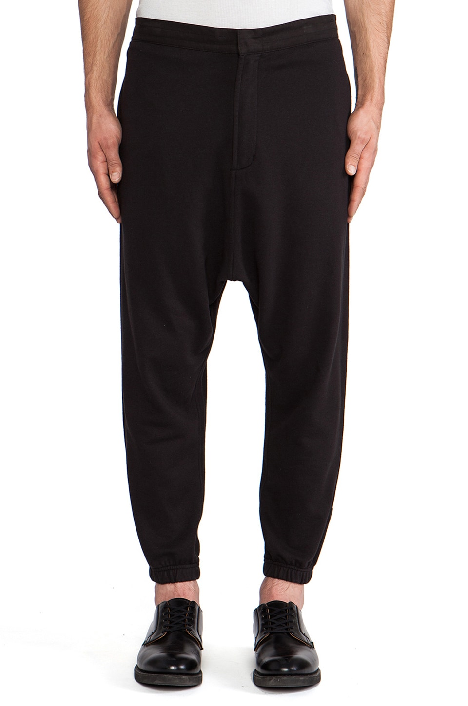 Maharishi Pathan Sweatpant in Black