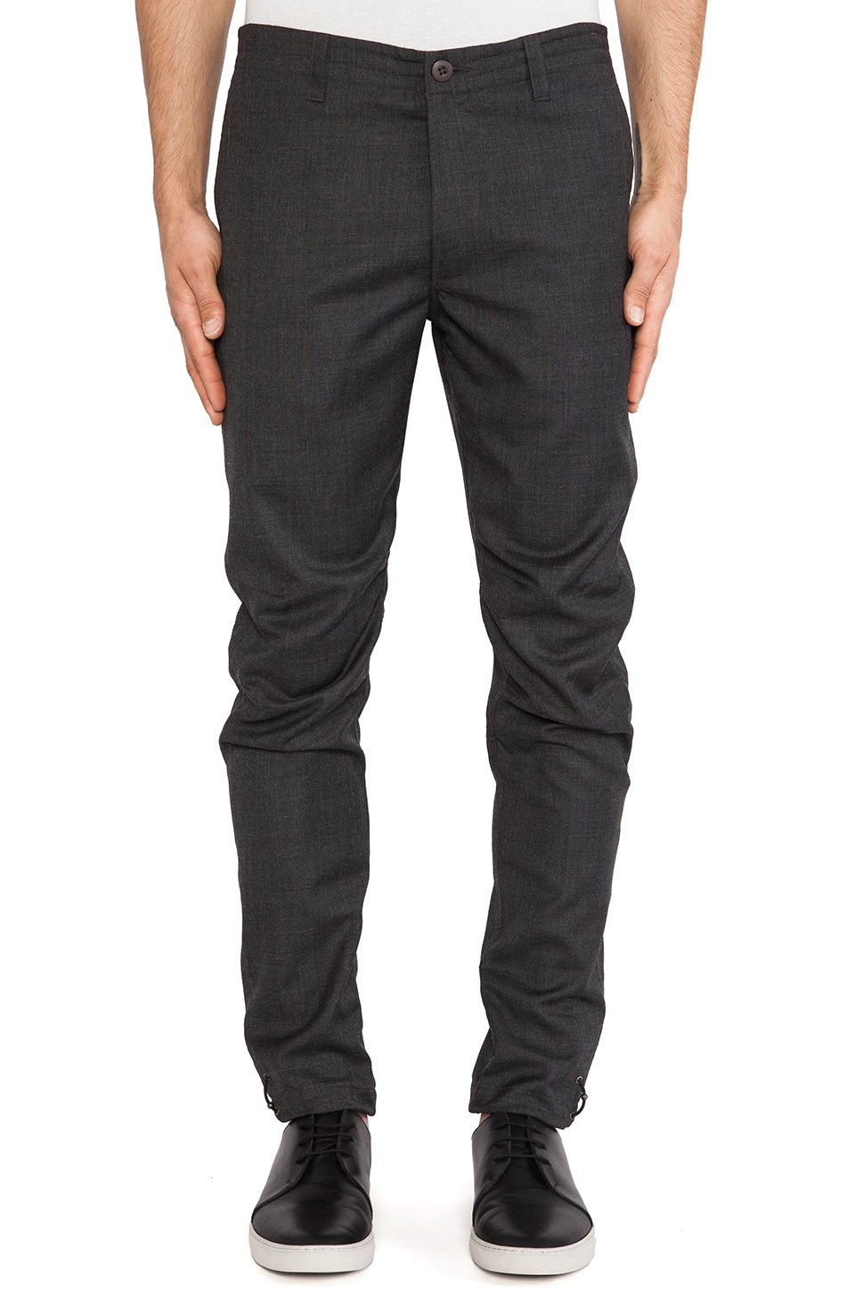 Maharishi Official Custom Pant in Charcoal