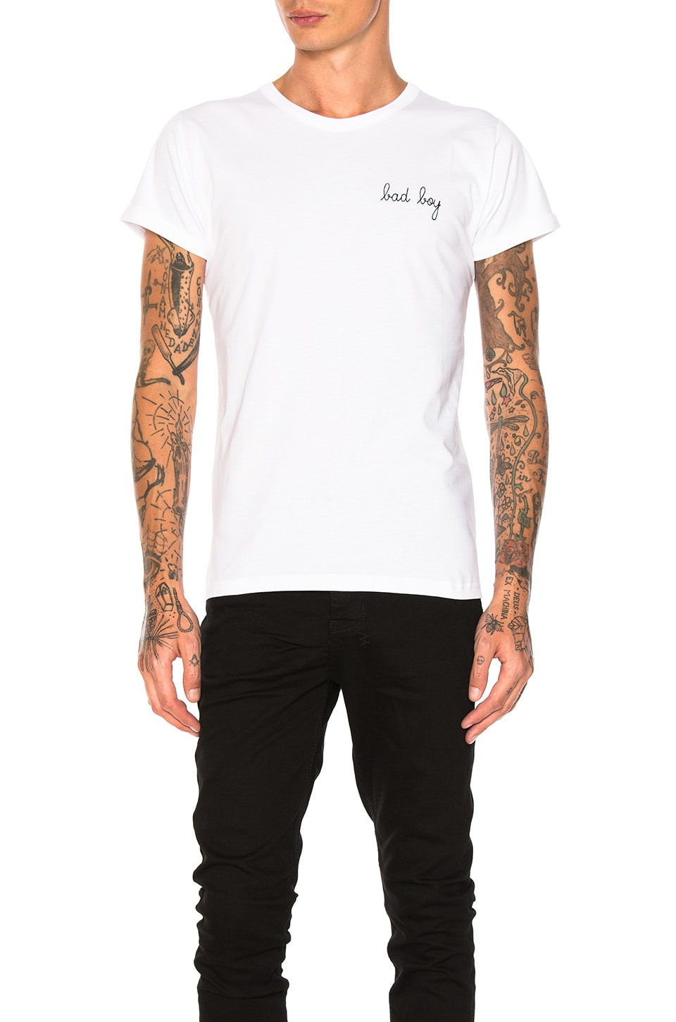 Bad Boy Tee by Maison Labiche