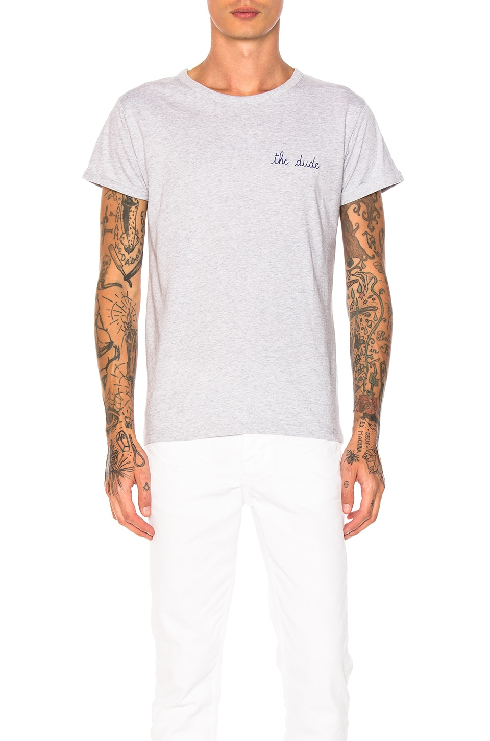 The Dude Tee by Maison Labiche