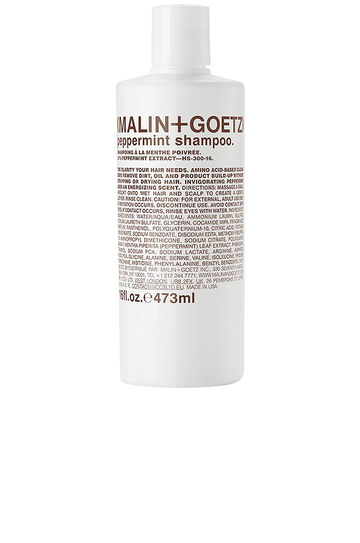 MALIN+GOETZ peppermint shampoo +