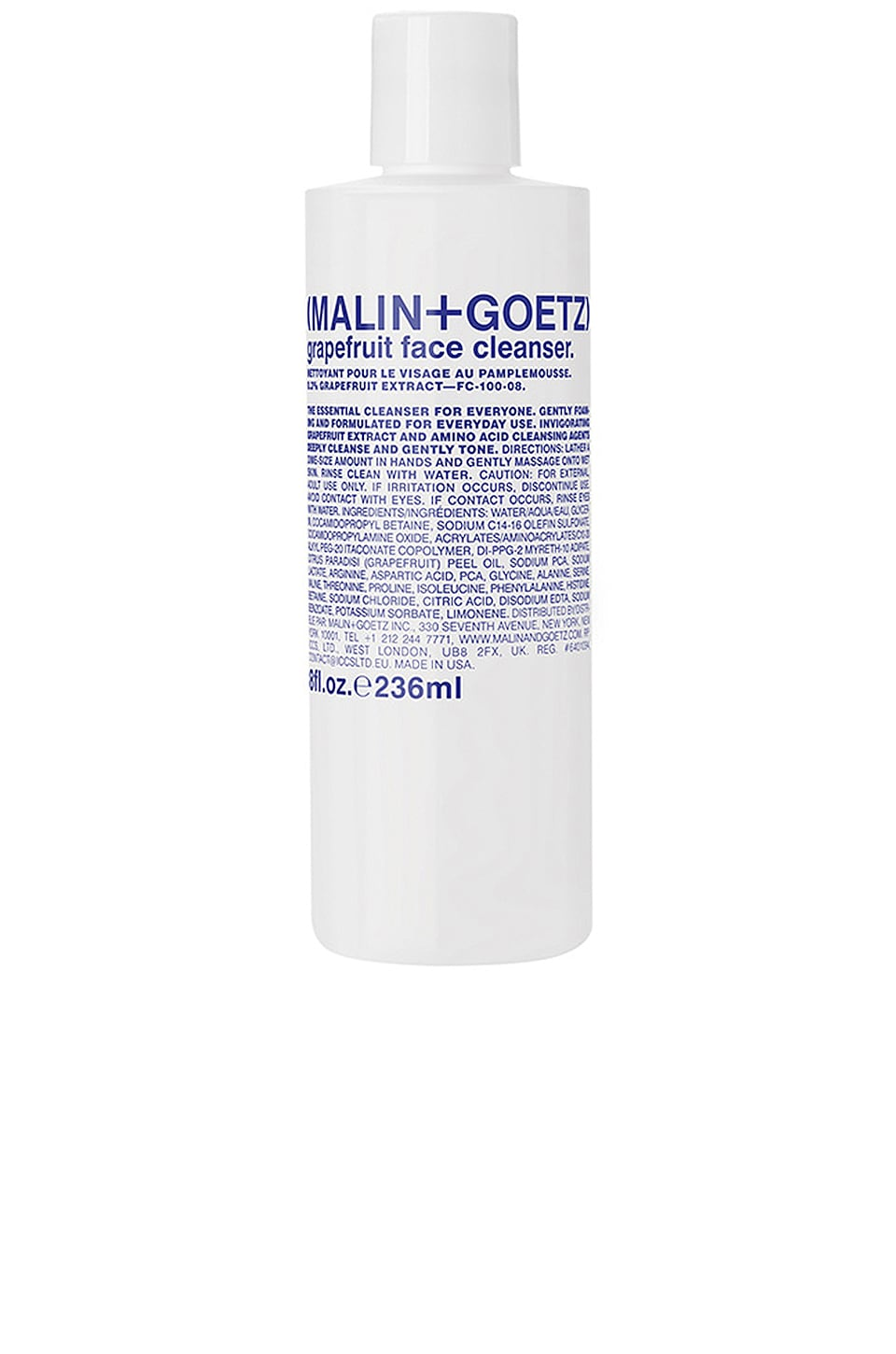 (MALIN+GOETZ) Grapefruit Face Cleanser