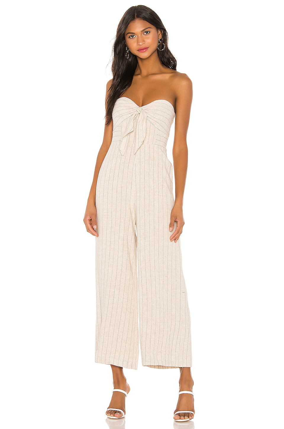 MAJORELLE Katherine Jumpsuit in Natural