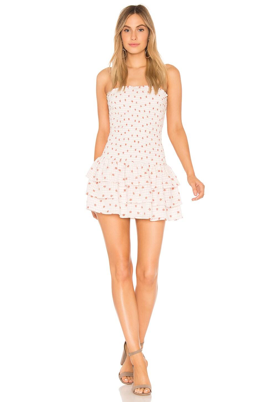 MAJORELLE Chiquita Dress in Ditsy