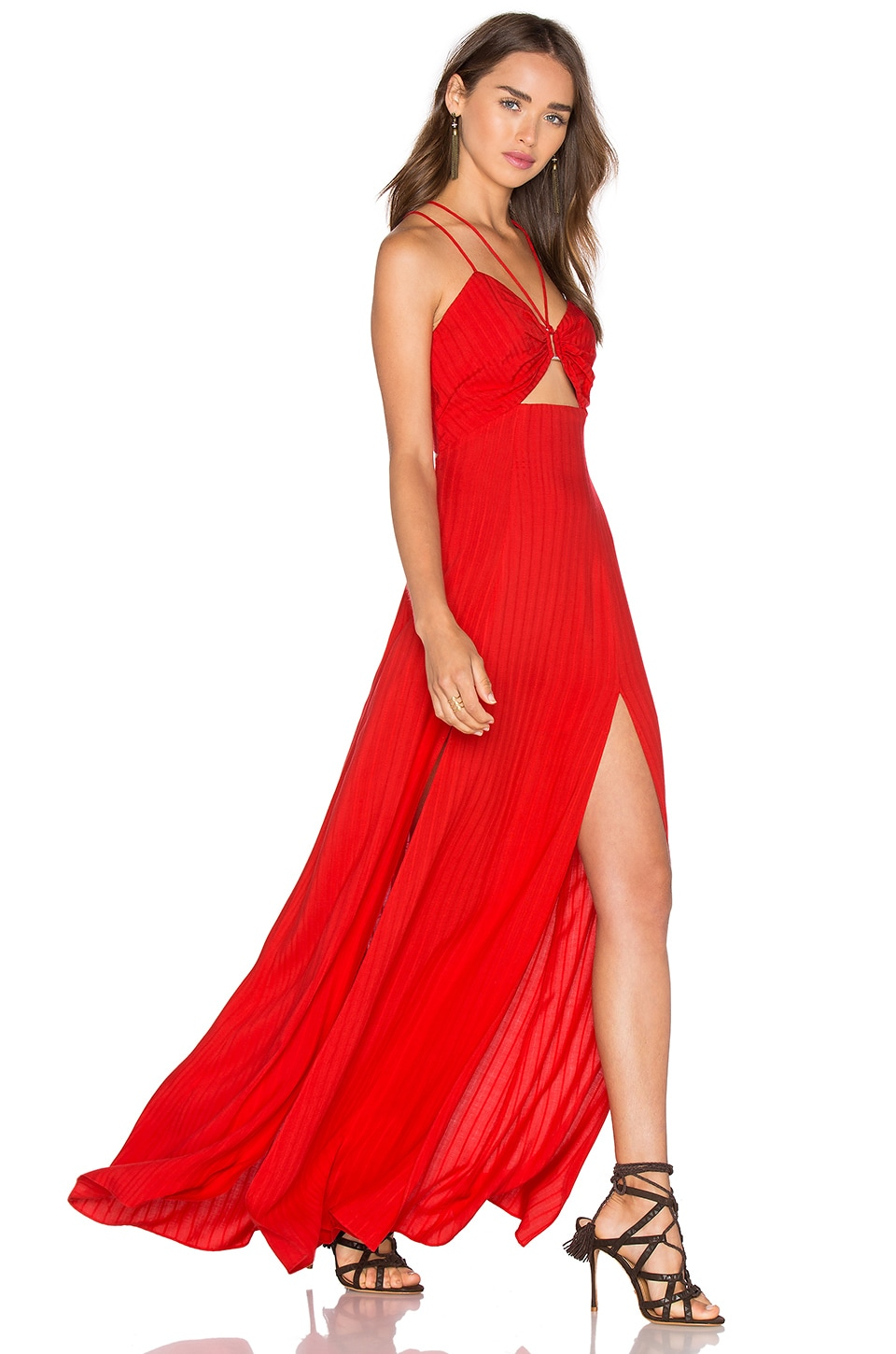 Georgia Maxi Dress by MAJORELLE