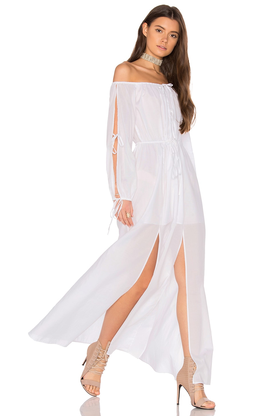 Santa Clara Maxi Dress by MAJORELLE