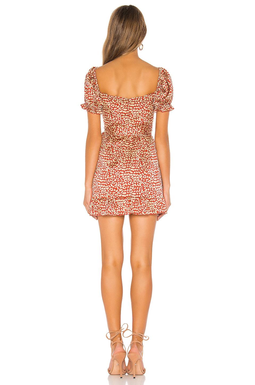 Shiloh Mini Dress, view 3, click to view large image.