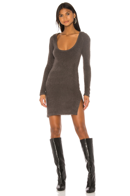 MAJORELLE Terri Dress in Nightshade