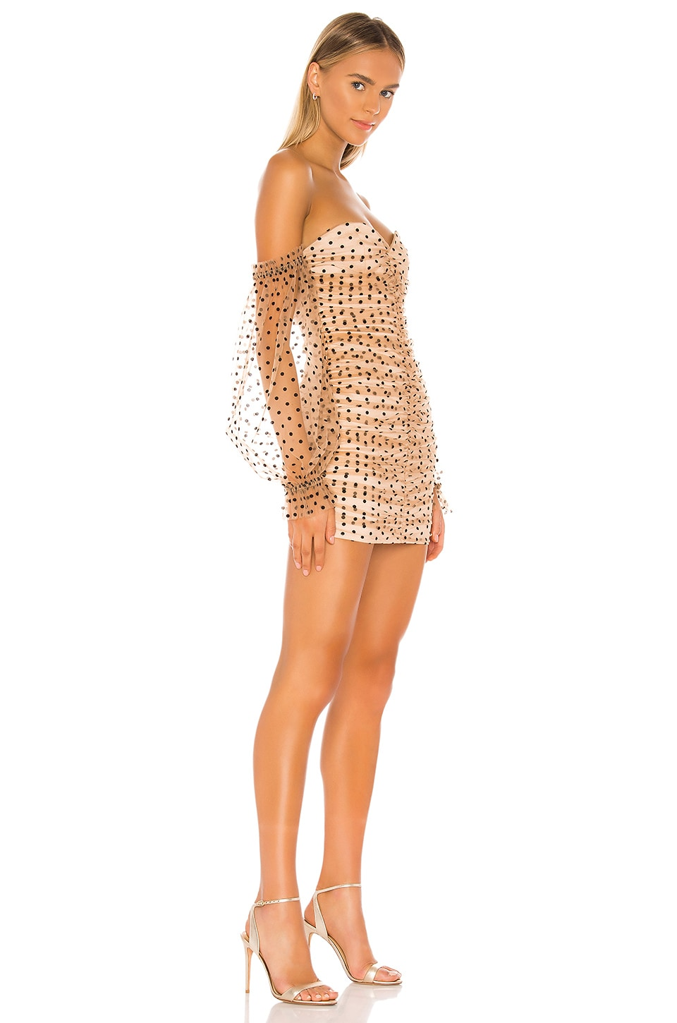 Secret Lovers Dress, view 2, click to view large image.
