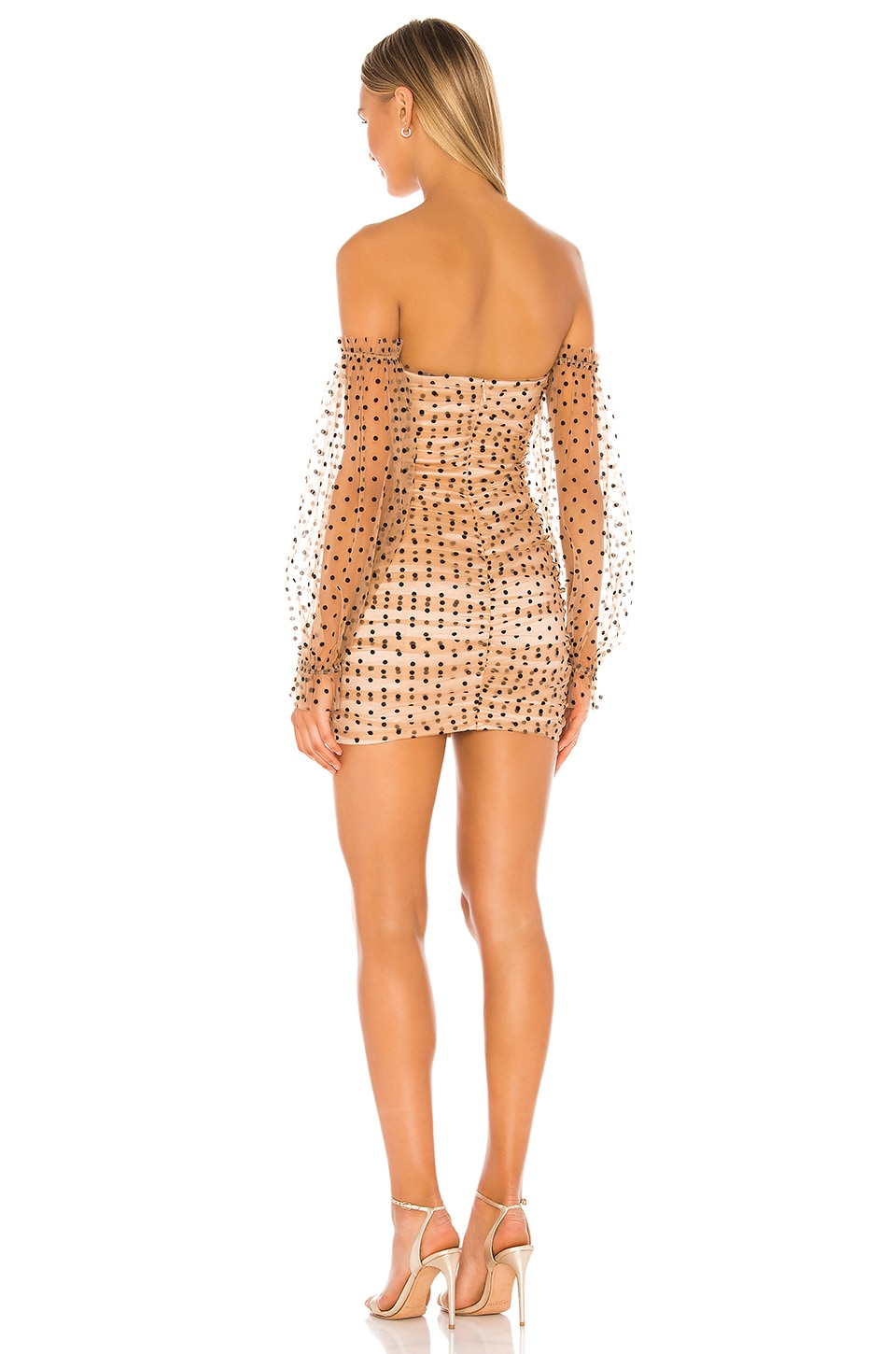 Secret Lovers Dress, view 3, click to view large image.