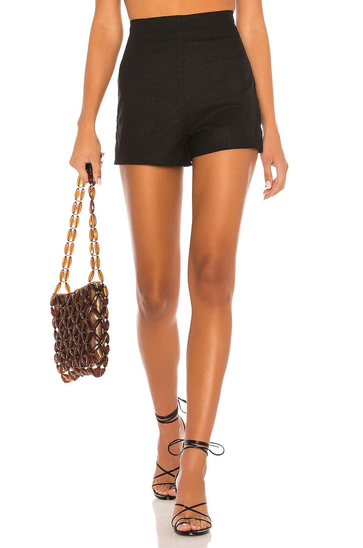 MAJORELLE Tallahassee Short in Black