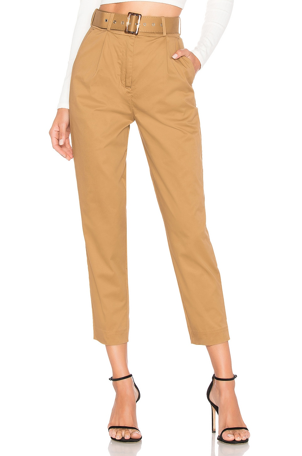 MAJORELLE Charles Pant in Camel