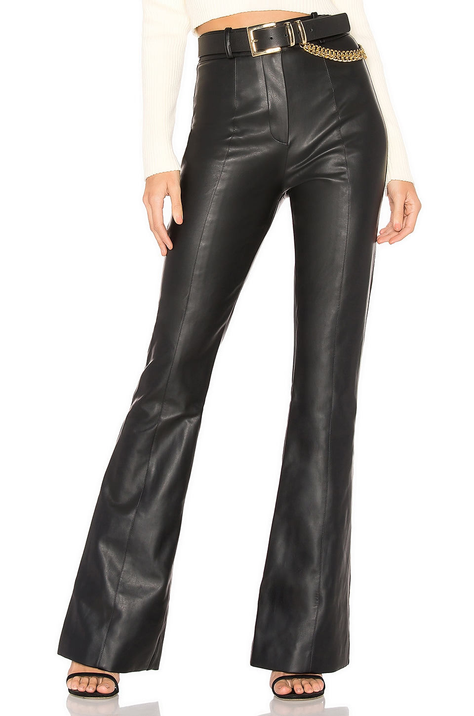 MAJORELLE Blake Pant in Black