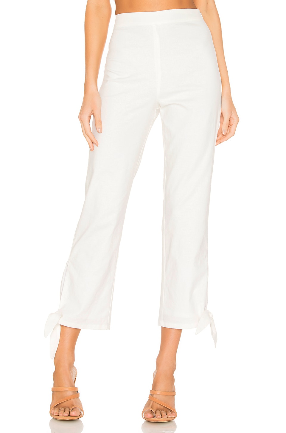 MAJORELLE Brexley Pants in White