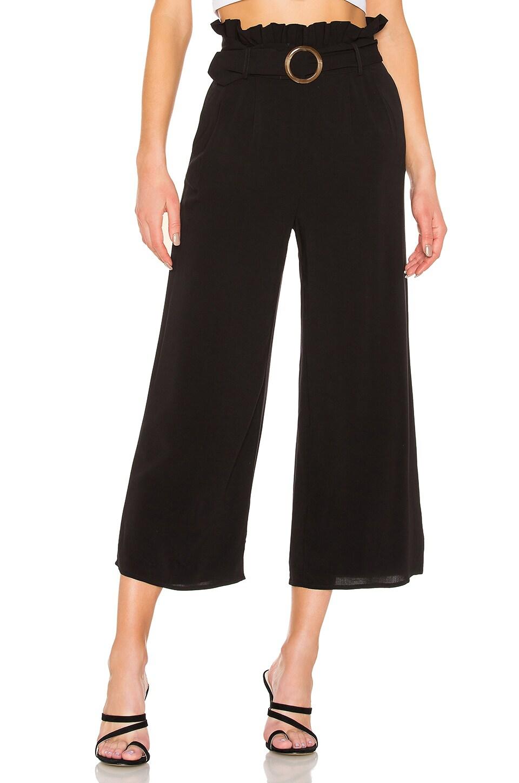 MAJORELLE Jordan Pant in Black