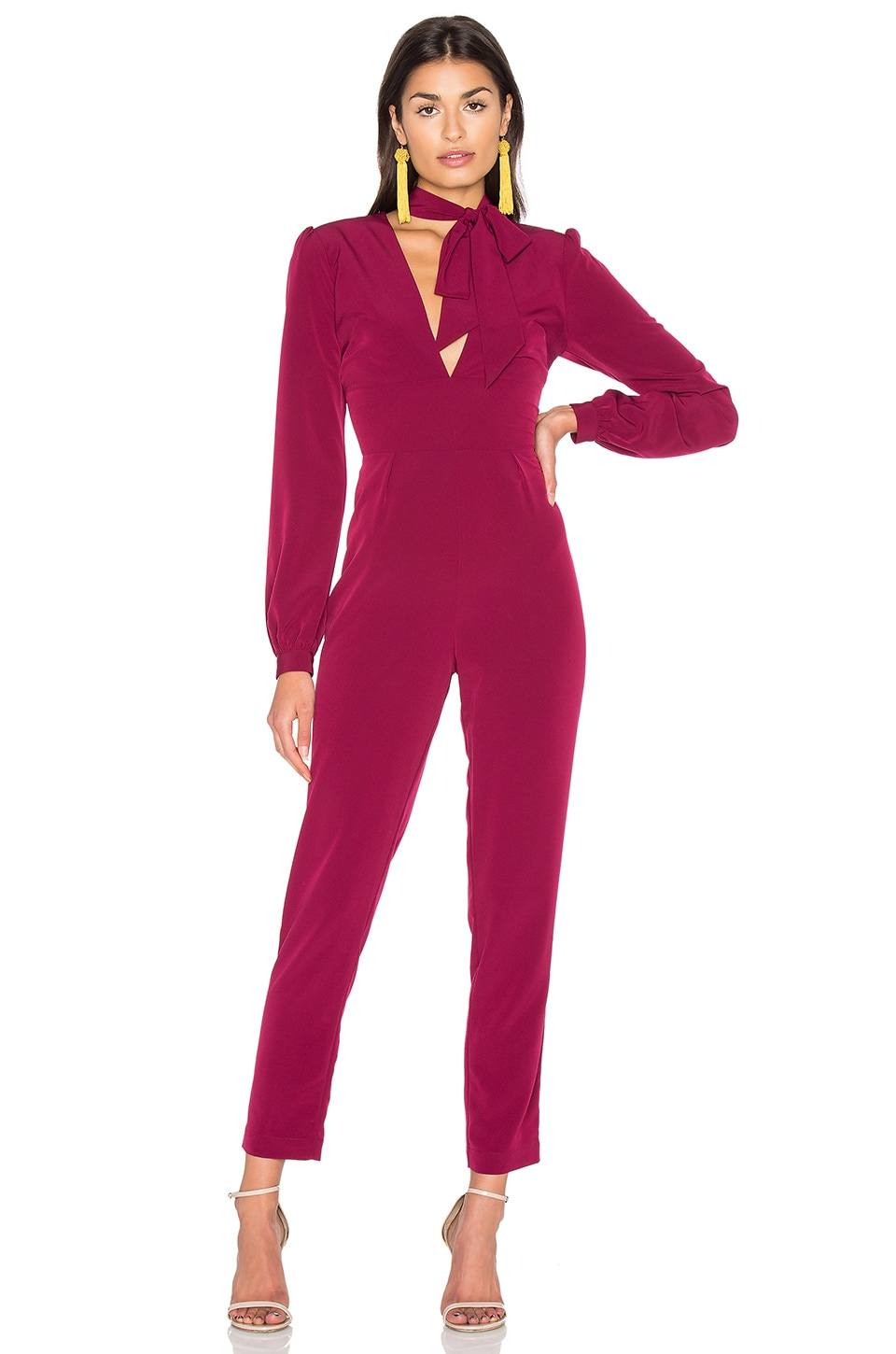 Bella Jumpsuit by MAJORELLE