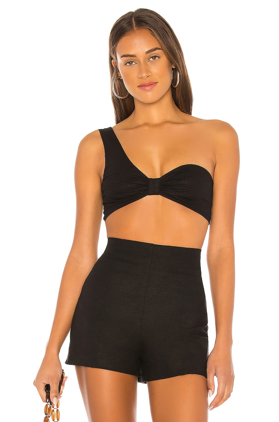 MAJORELLE Tallahassee Top in Black