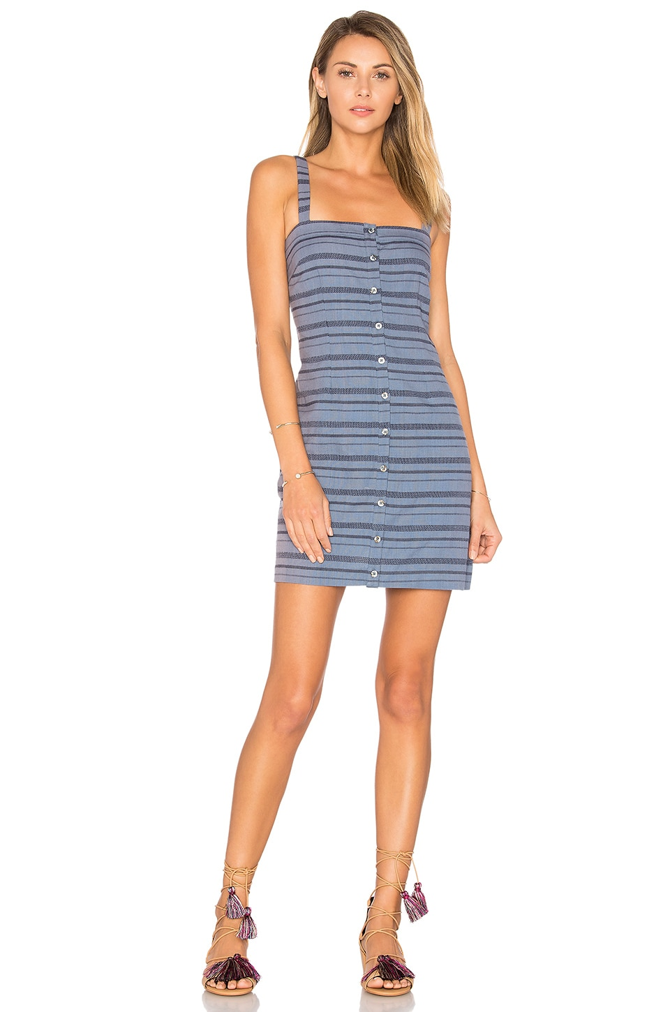 buy Sheath Mini Dress by Mara Hoffman dresses online shopping