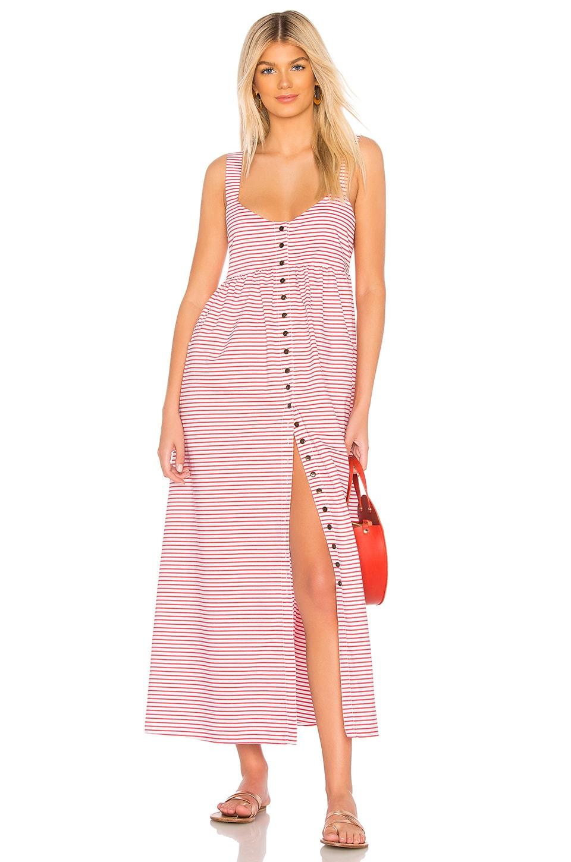 Mara Hoffman Orla Dress in Cabana Stripe