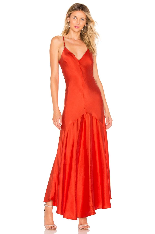 Mara Hoffman Seraphina Dress in Red