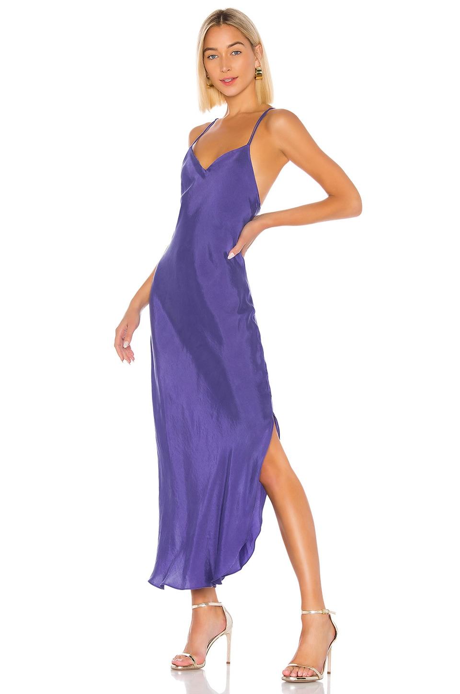 Mara Hoffman Verda Dress in Purple