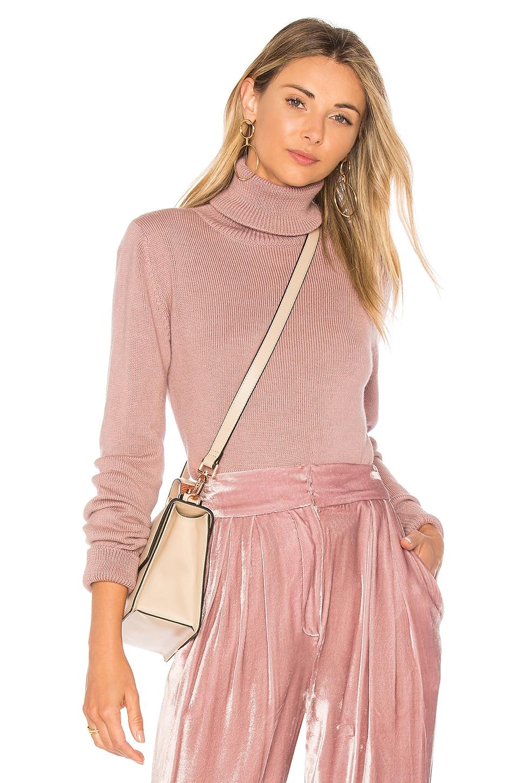 Leila Turtleneck Sweater
