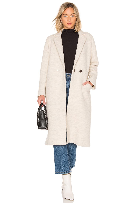 Mara Hoffman Dolores Coat in Cream